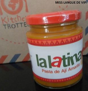 Aji Amarillo - La Latina