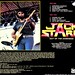 """JACK STARR OUT OF THE DARKNESS SEXY COVER FRANCE 12"""" LP VINYL"""