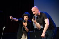 Team Scheller, Team Poetry Slam, Wien, Sturm auf den Turm Slam