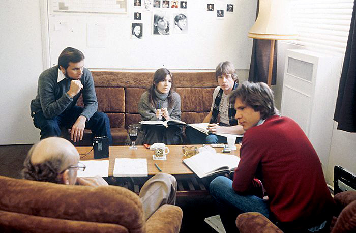 Script meeting with Ga...