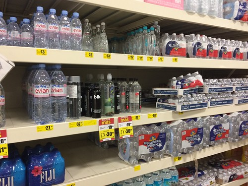 Bottled water | by Raul P