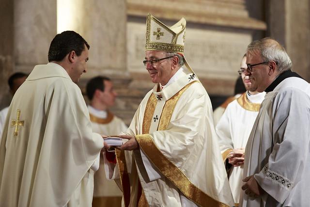 Ordenações e encerramento do Sínodo Diocesano