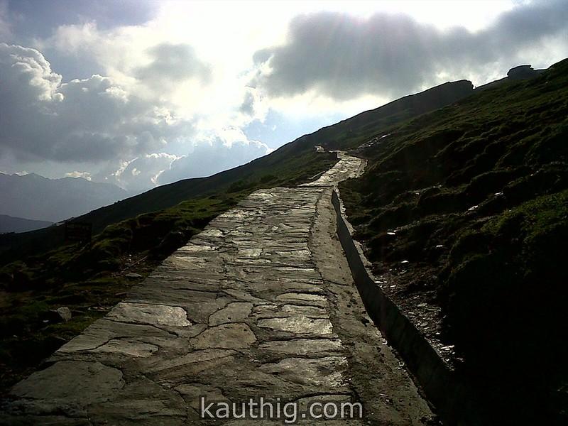 Tungnath Temple Trek