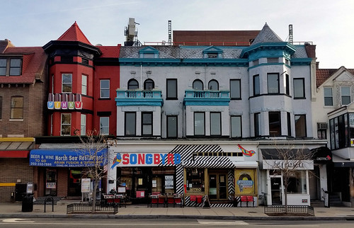 Buildings in Adams Morgan | by BeyondDC