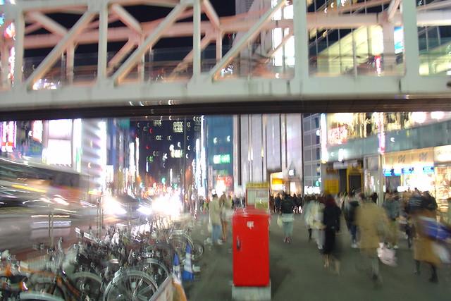 Night Shinjuku (新宿)