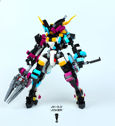 "JK-3.0 ""Joker""- Now with pilot and drone!"