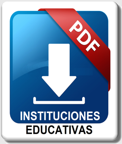 ICONO INSTITUCIONES EDUCATIVAS