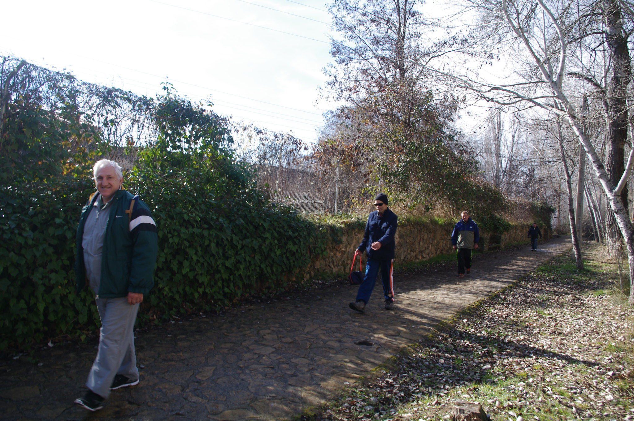 Senderismo Cuenca - Paseo Fluvial