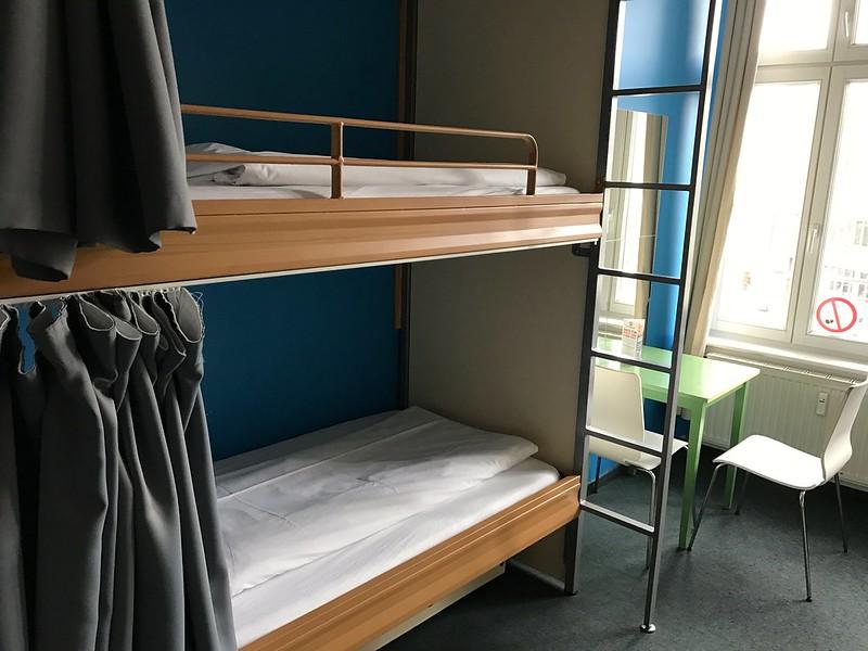 St Christopher's Inn hostel,  Berlin
