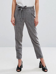 New Look grey trousers