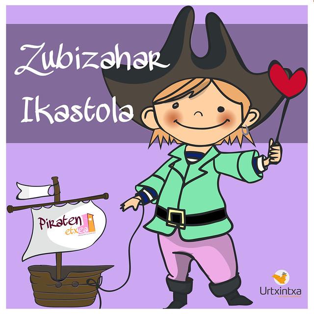 Pirata Egonaldiak- Zubizahar Ikastola 2017/03/16-2017/03/17