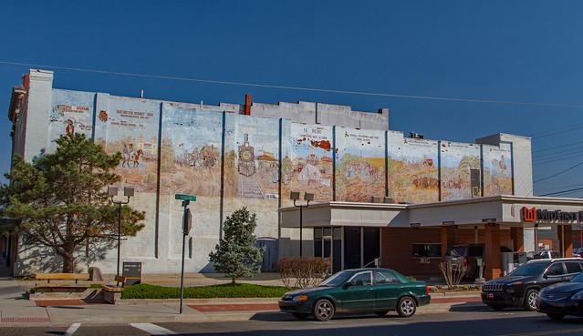 El Reno History Mural