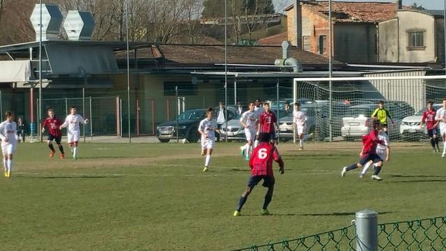 Giovanissimi Reg. Elite, Campodarsego - Virtus 0-6