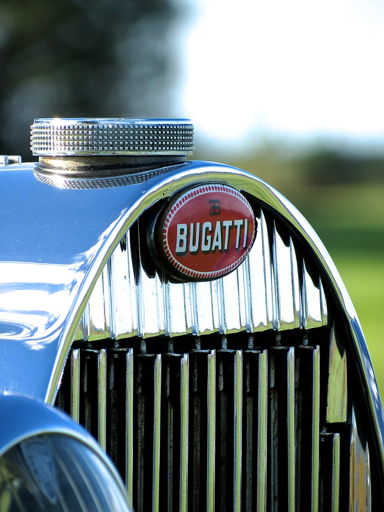 Bugatti Type 57 Atlante St. Michaels 12
