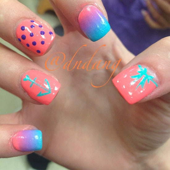 ... Nail Design For Girls   by aconk_okinawa - Nail Design For Girls Via Nail Designs Blog Ift.tt/1ITaDIN… Flickr