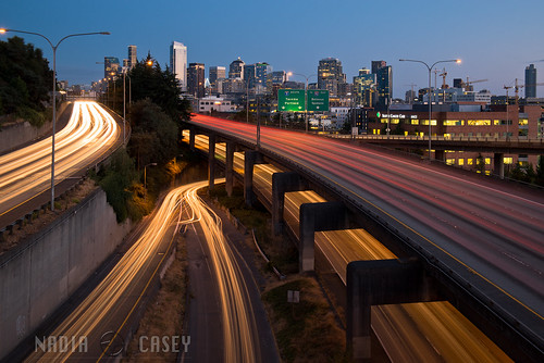 Mercer Exit ND - Seattle, USA | by www.caseyhphoto.com