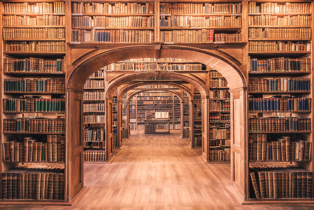 my magic library by - photo #12