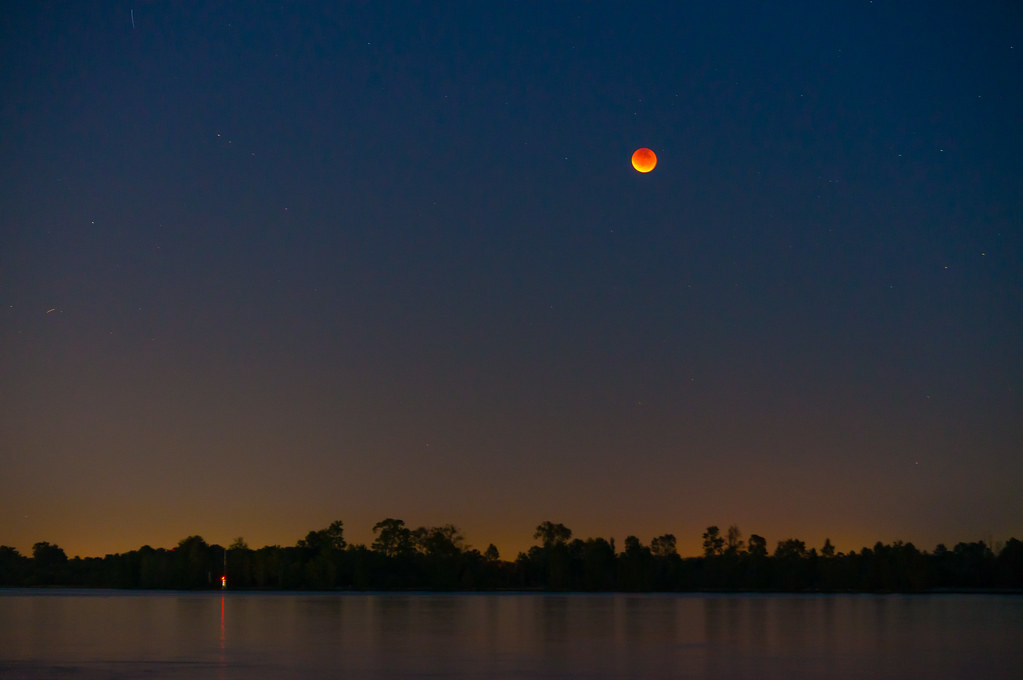 Lunar Eclipse South Africa