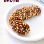 Dates Roll Recipe