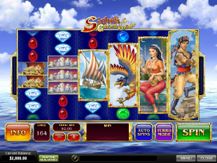 Sinbad's Golden Voyage slot game online review