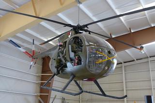 1967 Hughes OH-6A