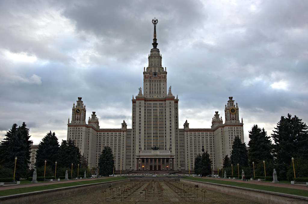 Image result for lomonosov moscow state university