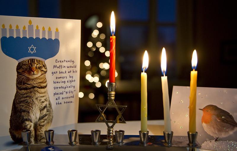 Hanukkah third night2 2016