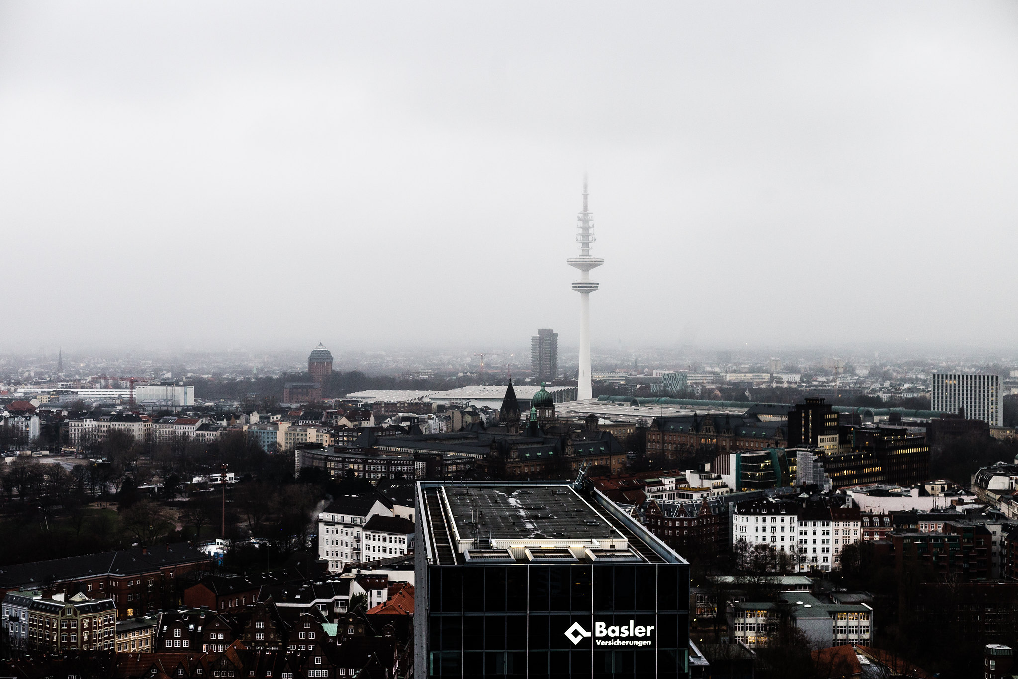 cityscape IV // hamburg karolinenviertel