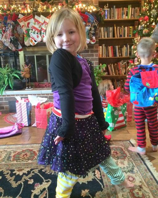 School Christmas Party's and Kiki's 201448
