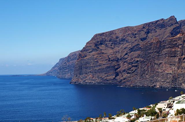 Mirador de Archipenque, Los Gigantes, Tenerife