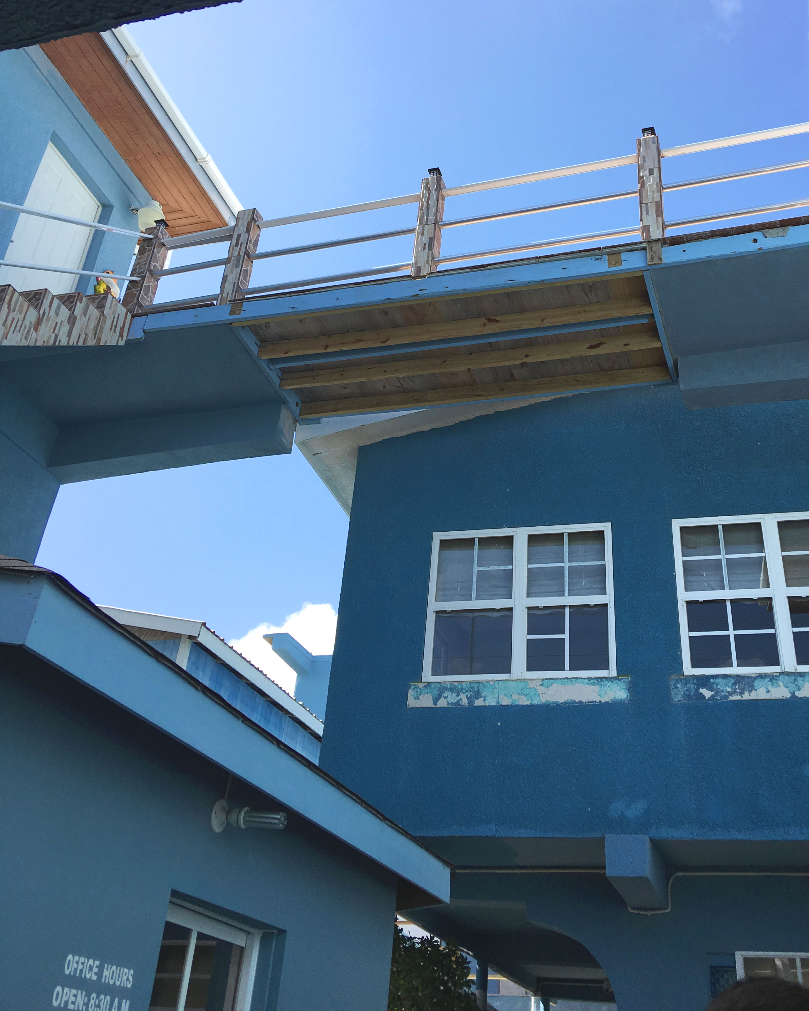 Caye Caulker buildings