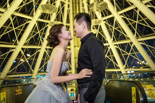 跨海飛越千里~Kiss九九麗緻婚紗替我們在台灣創造了幸福婚紗回憶錄 (5)