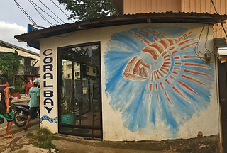 Coron - Coron mural