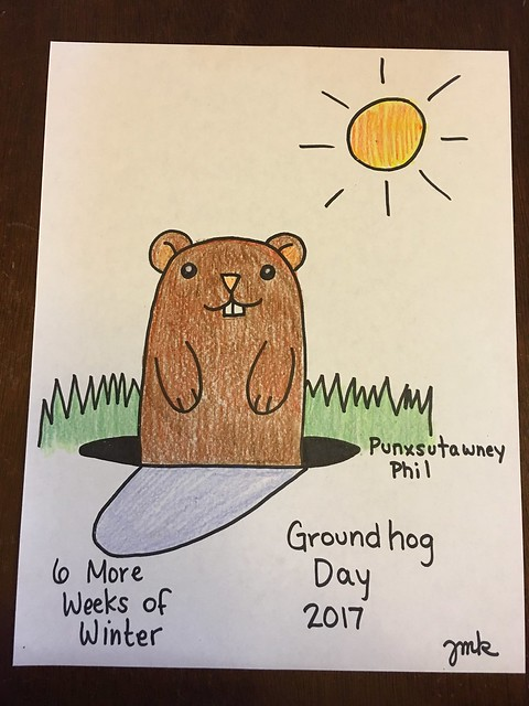 Groundhog Day 2017