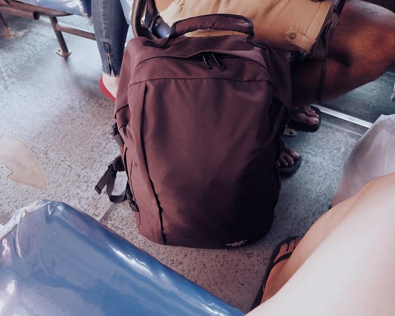 Davao City to Samal Island via Bus