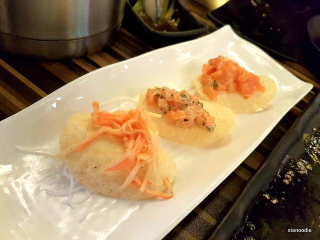 chip sashimi