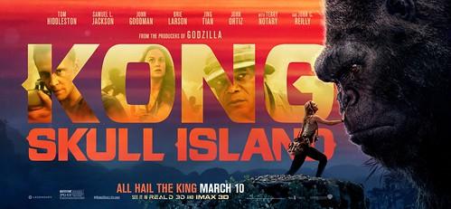 Kong - Skull Island - Poster 4