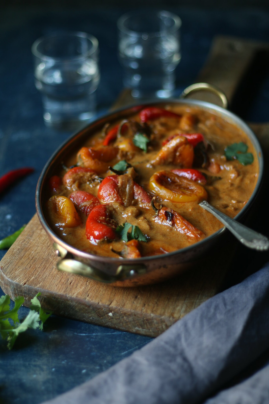 Mirch Ka Salan - Spicy Pepper Curry