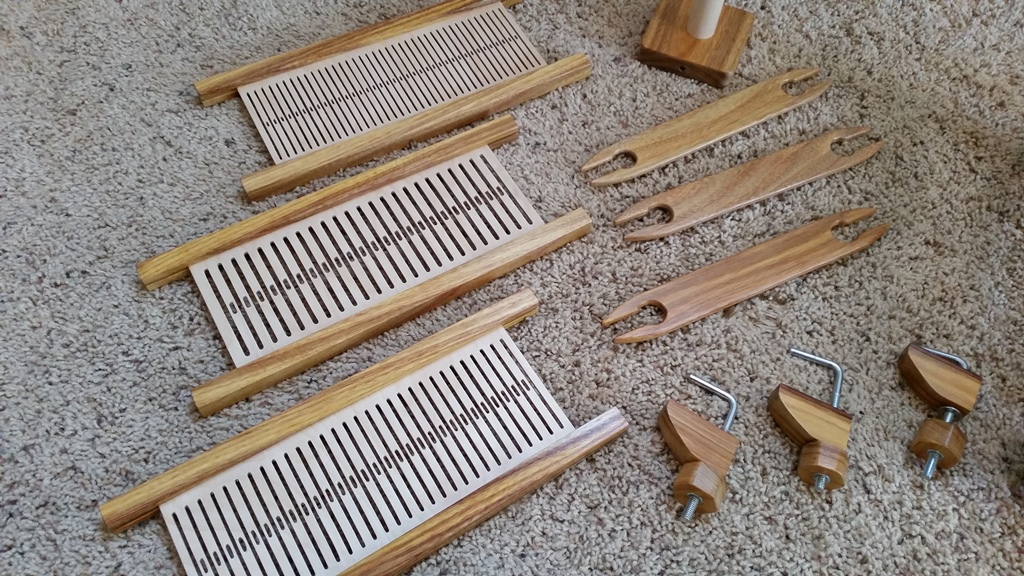 Rigid Heddle Loom by Scott Wait 5 | Woodworking plans availa… | Flickr