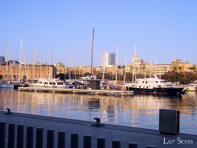 Port Vell - Barcelona (1)
