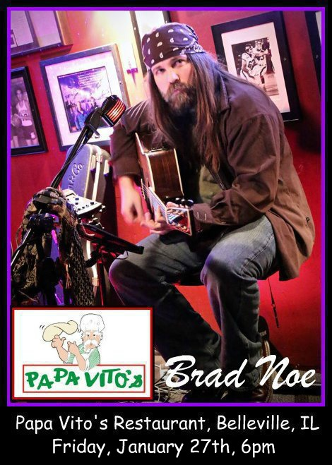 Brad Noe 1-27-16