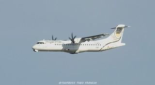 ATR72-600 Myanmar msn1783 F-WWEG