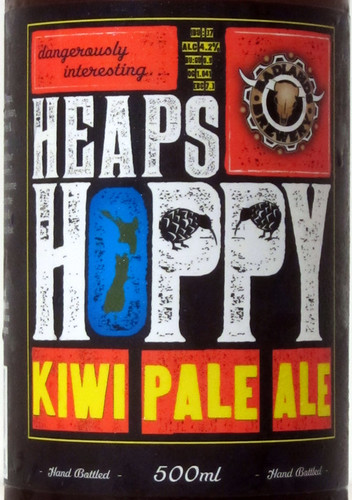 Heaps Hoppy Kiwi Pale