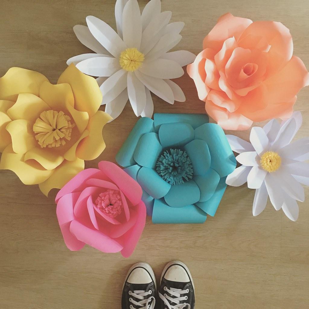 Paper Flower Workshop In Panabo Iamartisan