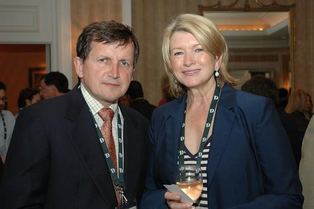 Martha stewart dating charles simonyi
