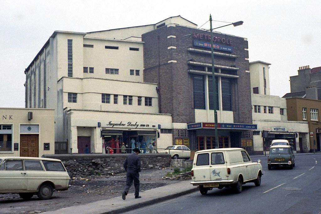 Lost Bristol Cinemas Flickr