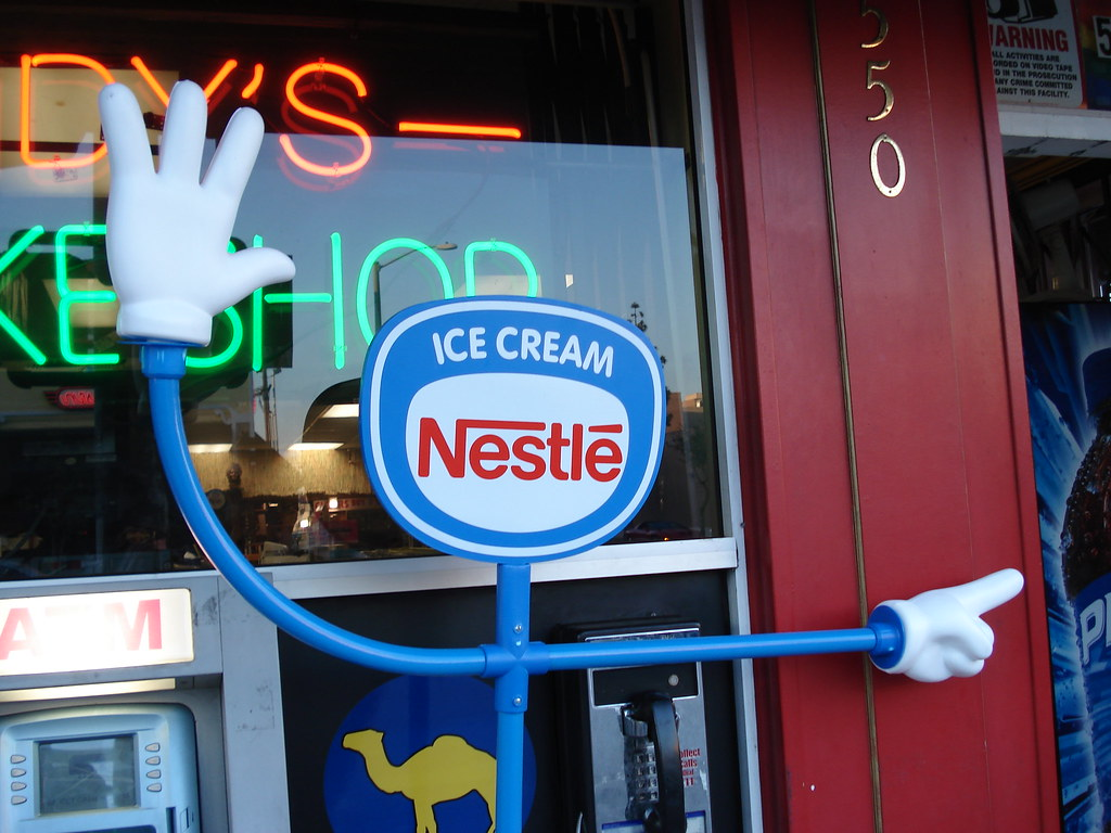 this way for ice cream