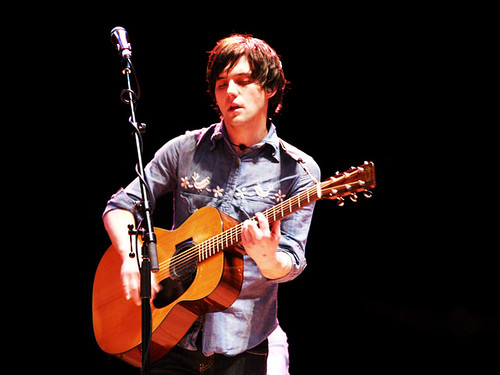 Conor Oberst White Shoes Tab