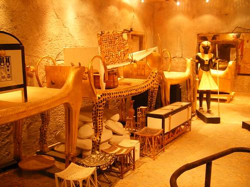 Egyptian Interior Design Characteristics