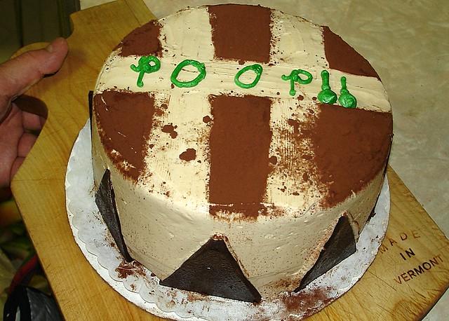 Poop Cake Pan